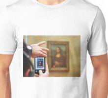 iconic/ironic close-up Unisex T-Shirt