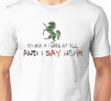 alternate layout Unisex T-Shirt