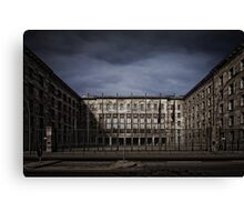 Ministry of Aviation Berlin Canvas Print