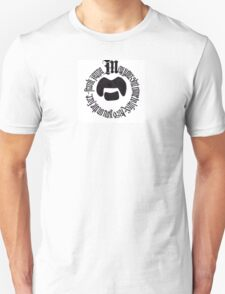 Frank Zappa Calligraphy Roundel T-Shirt