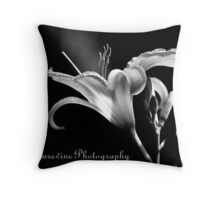 Lily of Our Valley II Throw Pillow