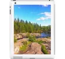The Cascades iPad Case/Skin
