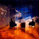 No title or  Space Dream by Danica Radman
