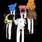 Real Reservoir Dogs by Jonah Block