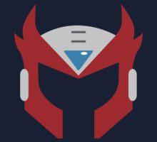 Zero Helmet T by thedailyrobot