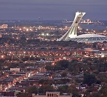 The Olympic Dome by © Hany G. Jadaa © Prince John Photography