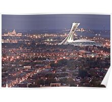 The Olympic Dome Poster