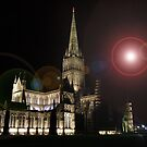Salisbury Cathedral  by Llawphotography