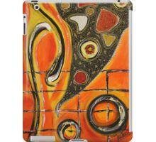 The Fires Of Charged Emotions.. iPad Case/Skin
