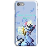 DIAL UP! iPhone Case/Skin