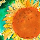 Sunflower Power by Sally Griffin