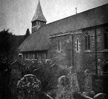 Holmbury St Mary II by Nicola Smith