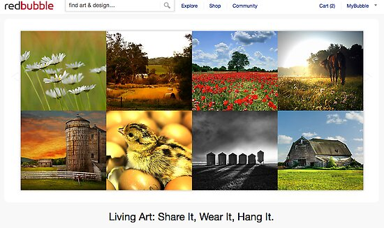 Complex Simplicity - 21 June 2011 by The RedBubble Homepage