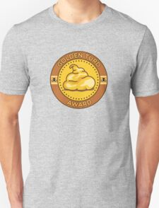 Golden Turd Award Unisex T-Shirt