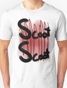 Scoot Scoot Title  T-Shirt