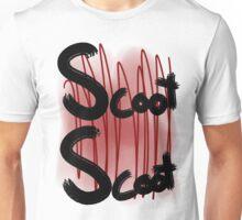 Scoot Scoot Title  Unisex T-Shirt