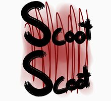 Scoot Scoot Title  Unisex T-Shirt