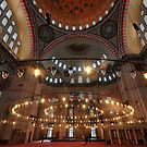 Suleymaniye Mosque by Peter Hammer