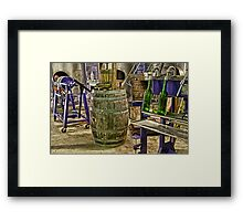 Cheers! Framed Print