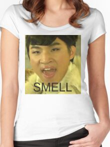 Daesung Smell Women's Fitted Scoop T-Shirt