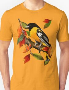 Oriole In Fall T-Shirt