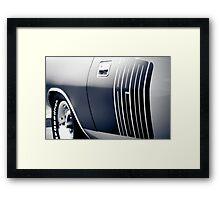 Hemi Framed Print