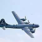 "B-29 ""Fifi"" by Steven Squizzero"
