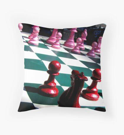 An Alternate View Throw Pillow
