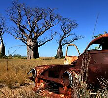 Grandad's Car by Mark Ingram