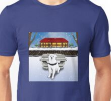 Loyal Dog Hachiko Unisex T-Shirt
