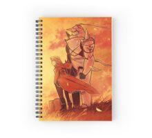 Fullmetal Alchemist Spiral Notebook