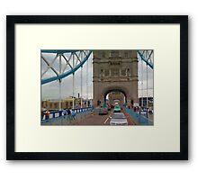 LONDON_View 030 Framed Print