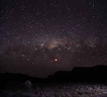 Galaxy Views During the June 2011 Lunar Eclipse by pablosvista2