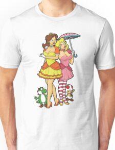 Daisy and Peach Unisex T-Shirt