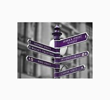 Oxford Circus Sign Post Unisex T-Shirt