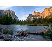Yosemite's Valley View Photographic Print
