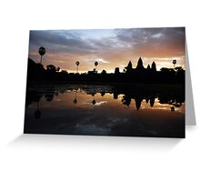 Siem Reap- Angkor Wat Greeting Card