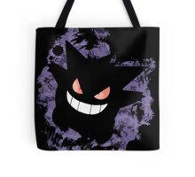 Gengar (Smoke cutout) Tote Bag