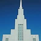 Twin Falls Idaho LDS Temple 1 by Nick Boren