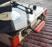 Record Player by musicdjc