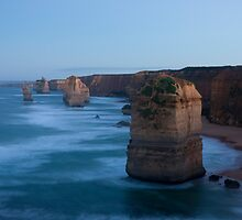 Twelve Apostles - Port Campbell National Park by Timo Balk