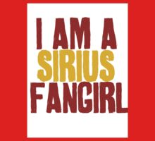 I Am a Sirius Fangirl One Piece - Short Sleeve