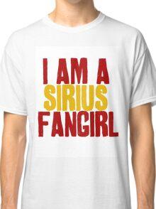 I Am a Sirius Fangirl Classic T-Shirt