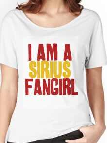 I Am a Sirius Fangirl Women's Relaxed Fit T-Shirt