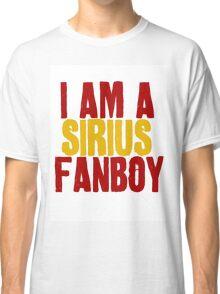I Am a Sirius Fanboy Classic T-Shirt
