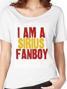 I Am a Sirius Fanboy Women's Relaxed Fit T-Shirt