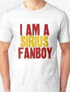 I Am a Sirius Fanboy Unisex T-Shirt