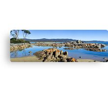 Binalong Bay # 2 Canvas Print