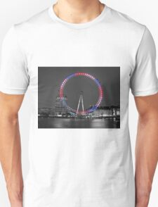 Colourful London Eye T-Shirt