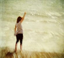 If you're happy and you know it, wave by Nicola Smith